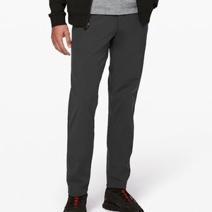 Other - lululemon mens ABC classic pants size 40 obsidian